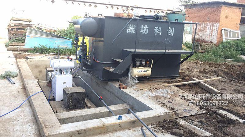 自治区生活污水处理成套设备选购方针