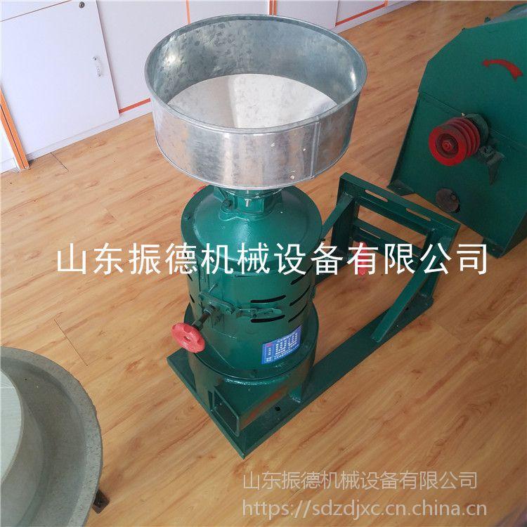小型多功能碾米机 家用水稻脱壳机 砂棍玉米制糁机 振德促销