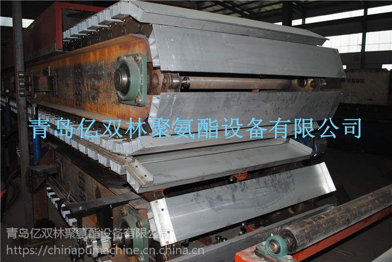 亿双林供应聚氨酯pu装饰保温一体板生产线 装饰保温一体板发泡成套设备