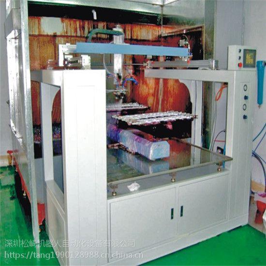 自动喷涂五轴往复机塑胶/五金/陶瓷/木器/厨具自动喷涂机松崎SQ-0500x