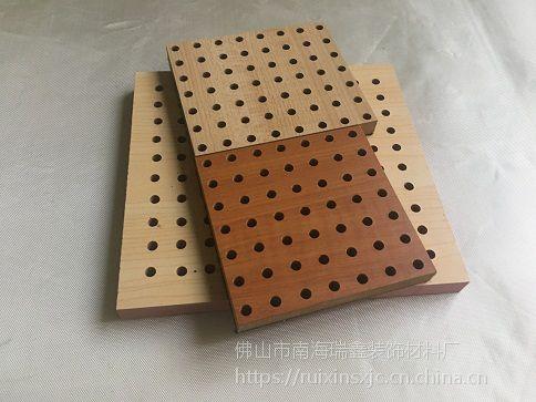 山东木质吸音板,木质阻燃穿孔吸音板厂家