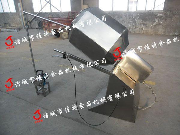 佳特江米条专用八角拌料机