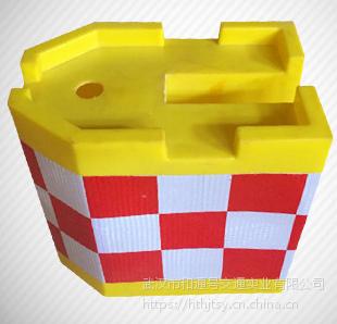 生产滚塑防撞桶 可加工定制各种规格护栏防撞桶