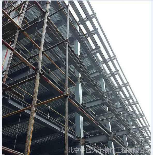 北京钢结构制作公司报价