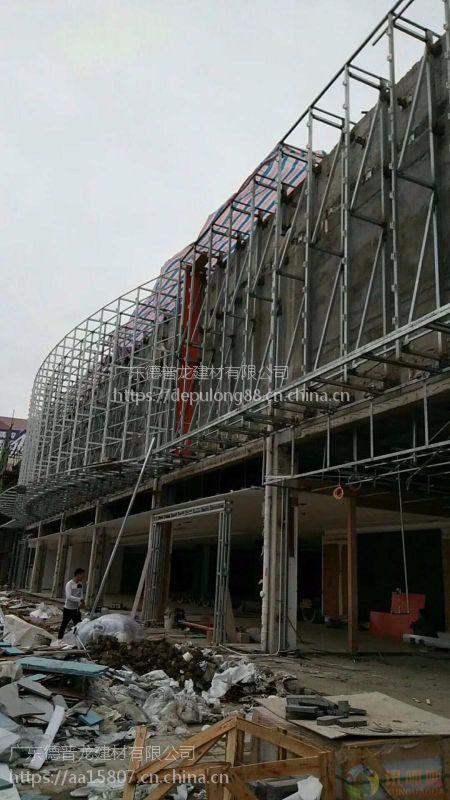 红旗4S店外墙铝蜂窝板设计生产厂家