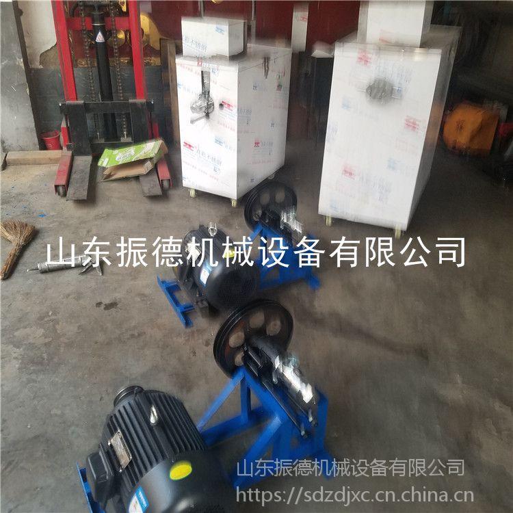 新型江米棍膨化机 休闲食品五谷杂粮机 玉米空心棒膨化机 振德牌
