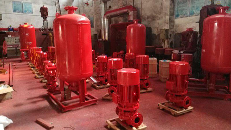 3CF认证单级消防泵,消防稳压供水设备 辽宁丹博分公司