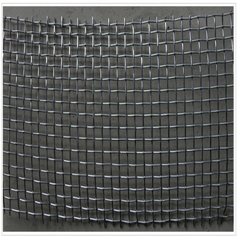 不锈钢轧花筛网 304不锈钢轧花网 锰钢矿筛网