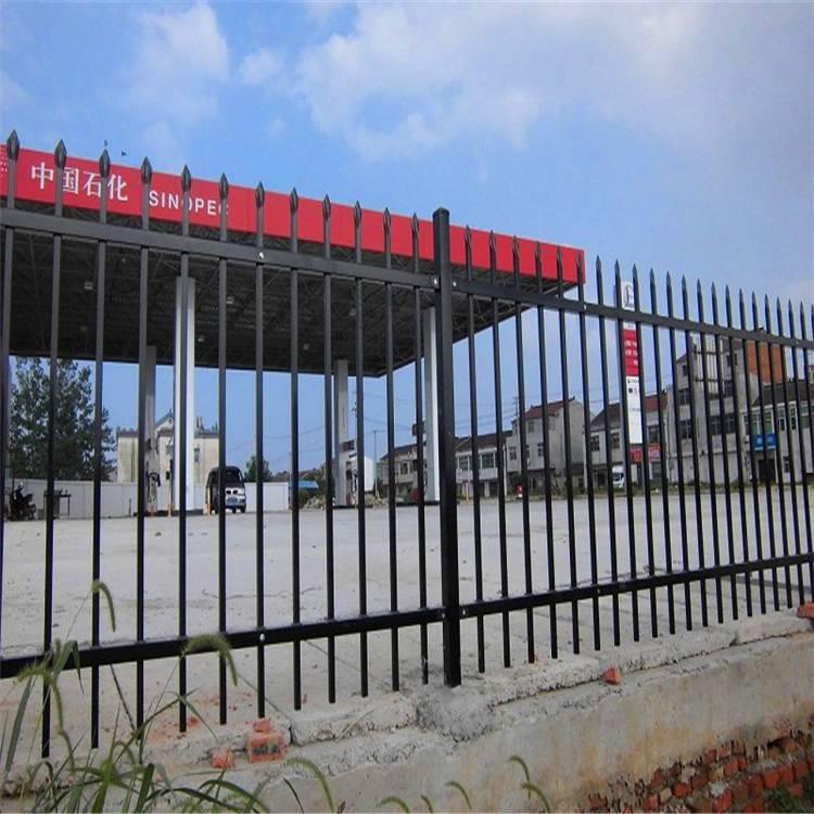 防护栏围墙护栏 广州工地金属栏杆 惠州隔离栏