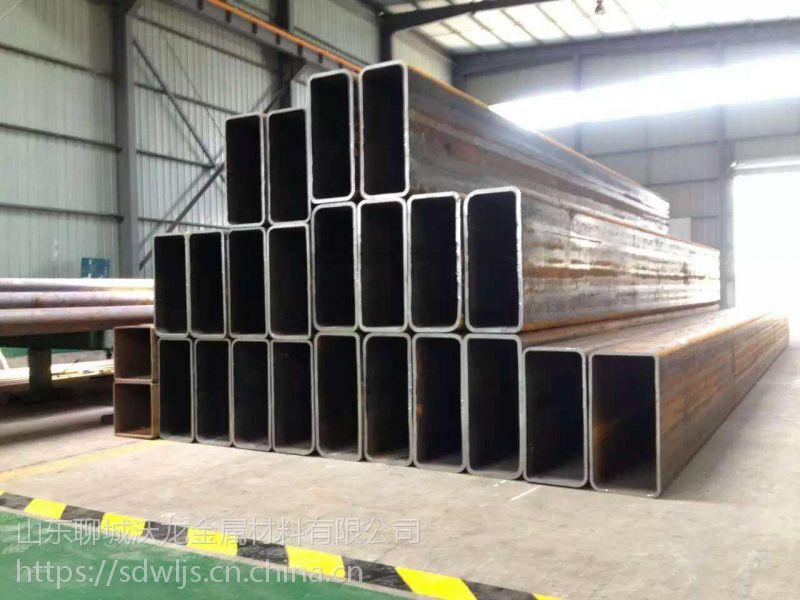 Q345b方矩管万吨库存|常用规格均有现货 随定随提