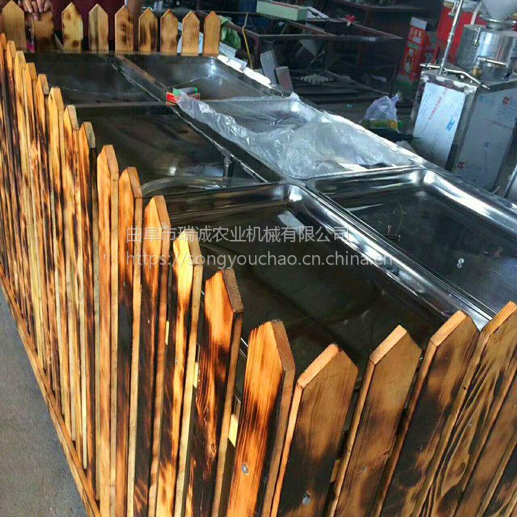 酒店专用油皮腐竹机 节能小型腐竹机 加工腐竹油皮机