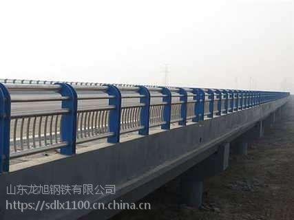 304不锈钢桥梁立柱栏杆/可上门安装