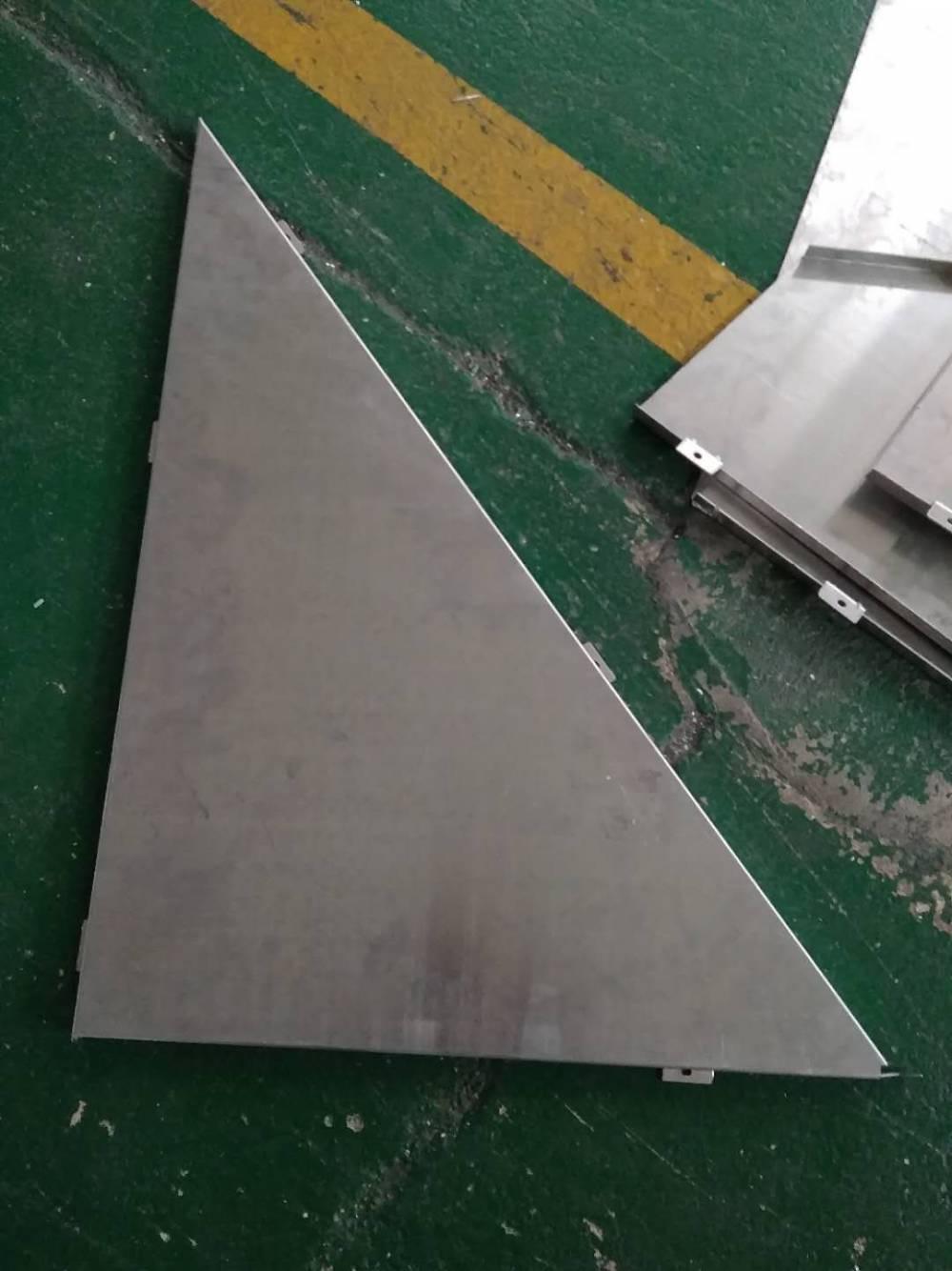 厂家直销外墙氟碳铝单板 造型铝单板