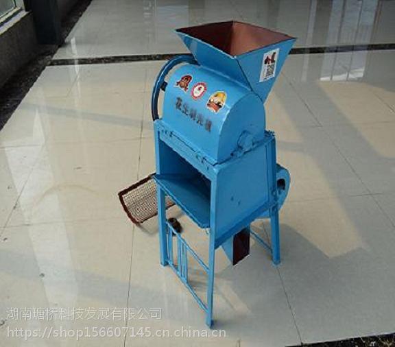 湖南花生剥壳机厂家|新款全自动花生脱壳机|小型300型花生去壳机
