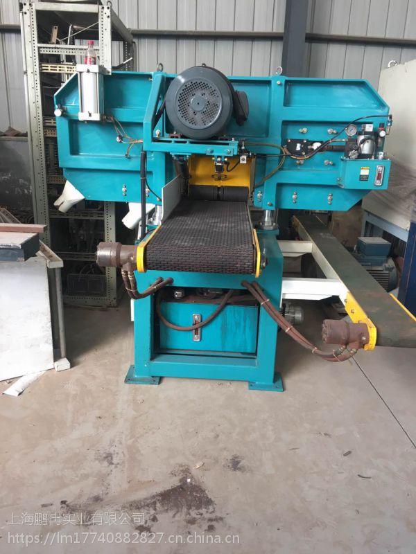 出售二手木工机械/双面刨 数控带锯 卧式带锯 多片锯等