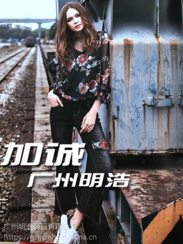 2018法尔莎春品牌服装折扣店哪家好 女装品牌折扣店剪标货源