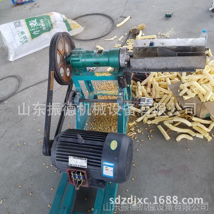 整粒玉米膨化机 五谷杂粮膨化机 休闲食品膨化机 振德供应