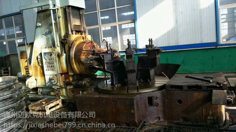 俄罗斯2米滚齿机模数24mm型号3TC