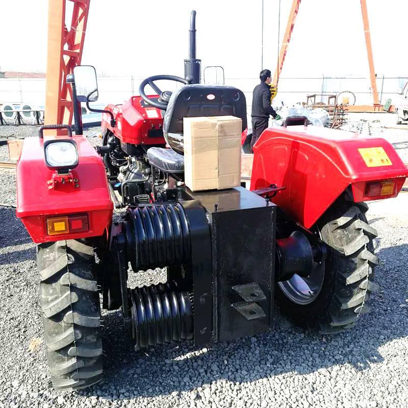 350型绞磨牵引机怎么保养 500型拖拉机绞盘什么样 洪涛电力 厂家直销