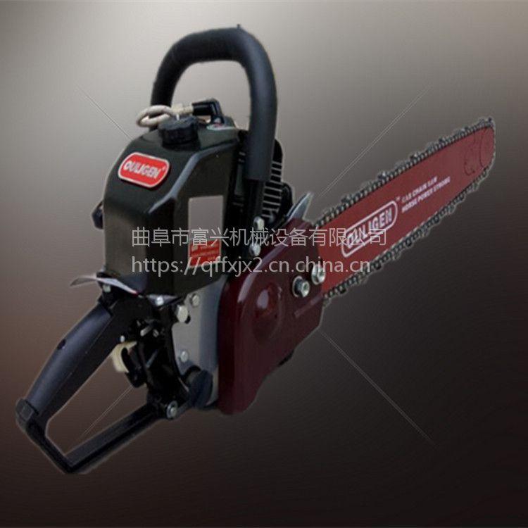 弧形铲式起苗机 进口导板起树机 链条式断根机富兴批发