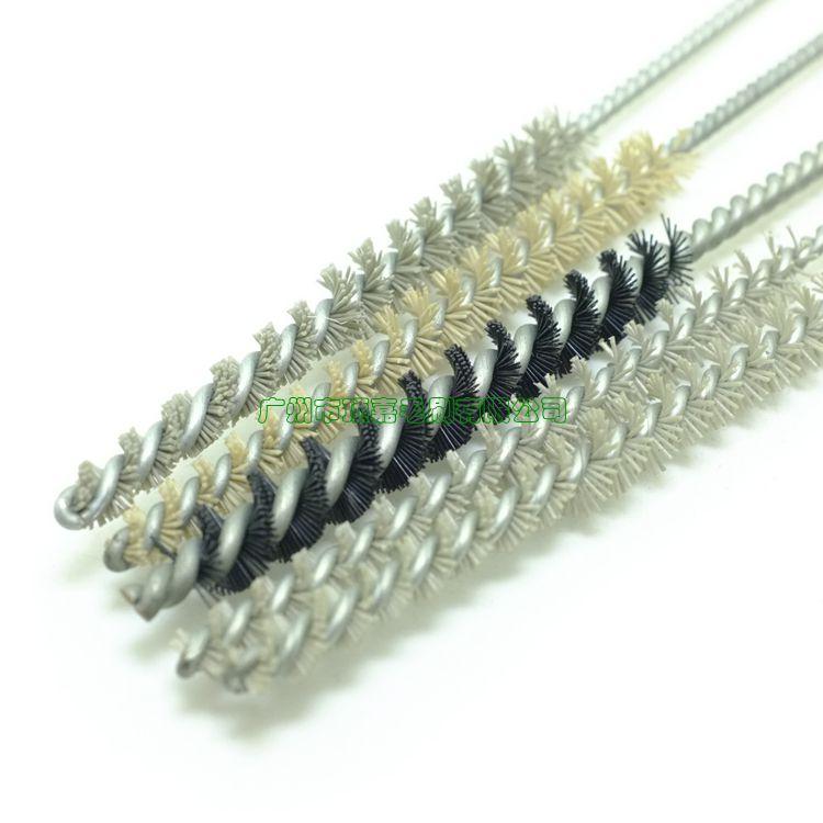 广州顶嘉供应型号GD02尼龙丝管道刷 内孔刷
