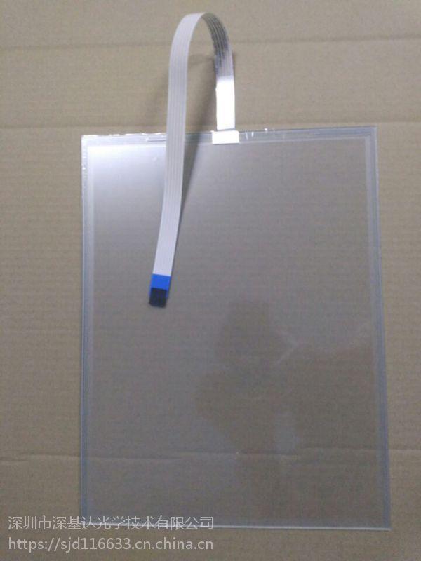 15寸4线电阻屏,深基达,工控电阻屏