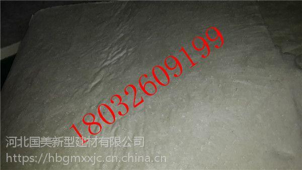 霍州市高密度硅酸铝棉管一立方价格 硅酸铝双面针刺毯容重