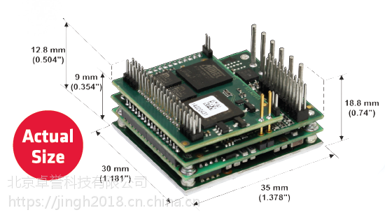 Emlo小体积大功率伺服驱动器