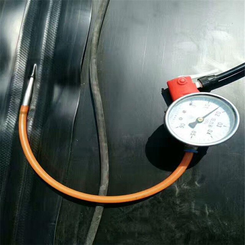 1.5mm垃圾填埋场HDPE土工膜焊接检测