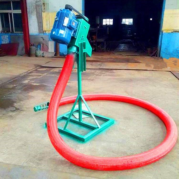 [都用]粉煤灰装卸吸粮机 自吸式颗粒吸粮机 便携式玉米抽粮机