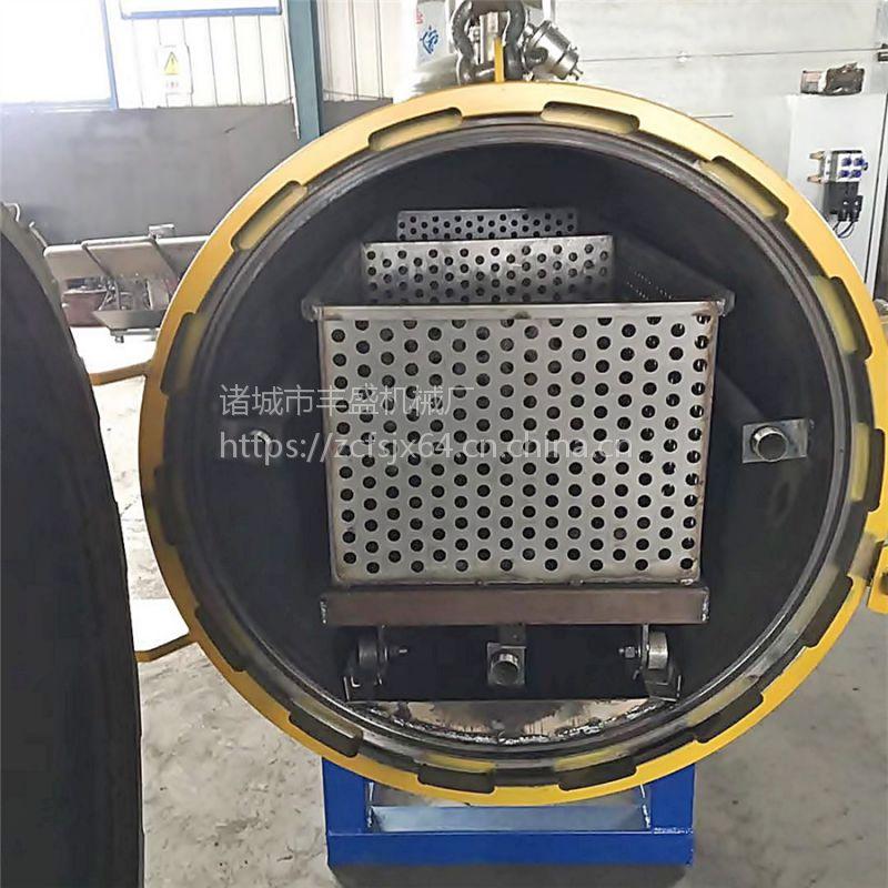 厂家直销高温高压处理 鸡鸭鹅宰杀厂环保湿化机 丰盛无害化处理设备