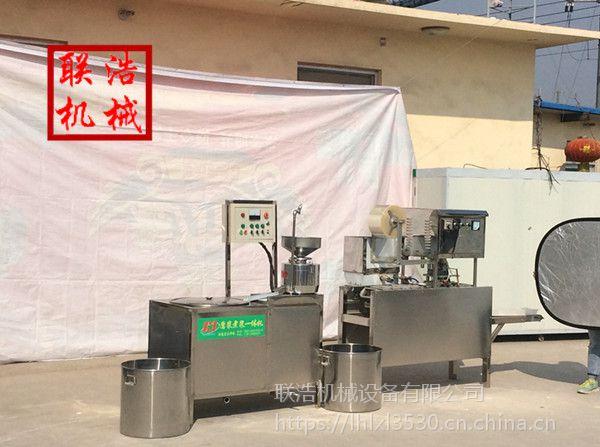 湖南哪里有卖自动盒装内脂豆腐机/内脂豆腐机多少钱