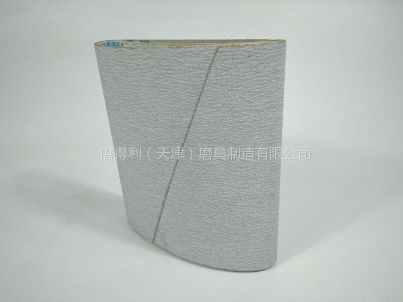 厂家直销 白色涂层315*150砂带家具木材油漆打磨