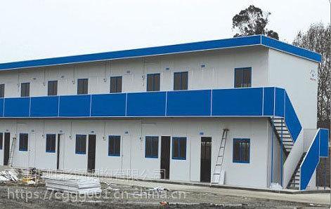 河北唐山低价活动房批发异型祈虹彩钢板房