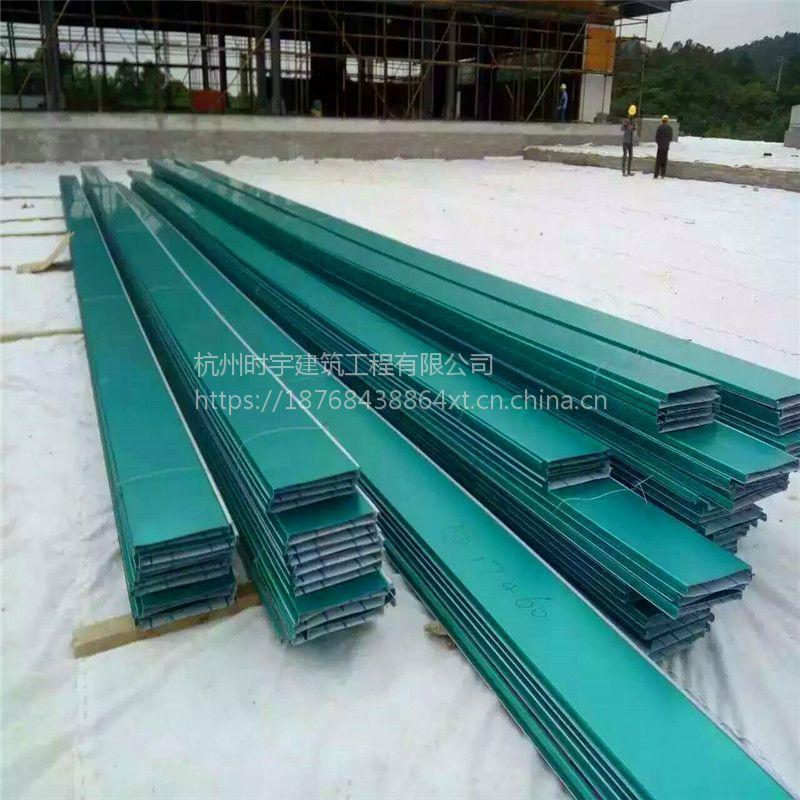 优质厂家特供广东 YX25-430 铝镁锰合金屋面板 时宇