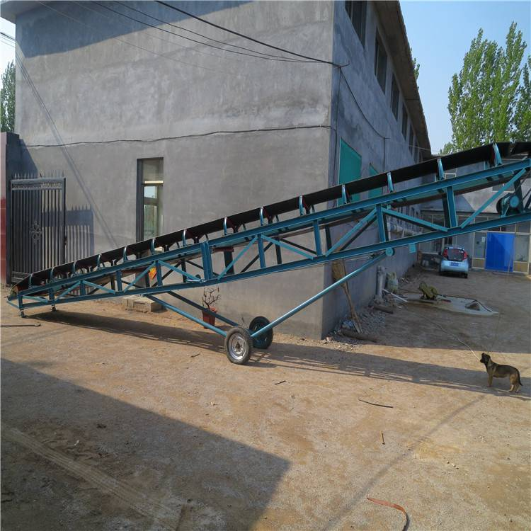 矿物砂石皮带输送机 润众 直销高精度输送机