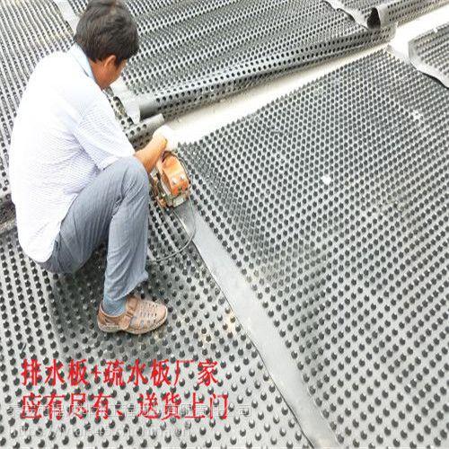 住宅楼车库HDPE排水板怎样购买(诚信经营)