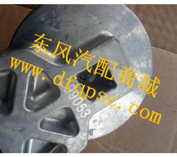 源头直供现代挖掘机康明斯QSM11发动机涨紧轮_4299053