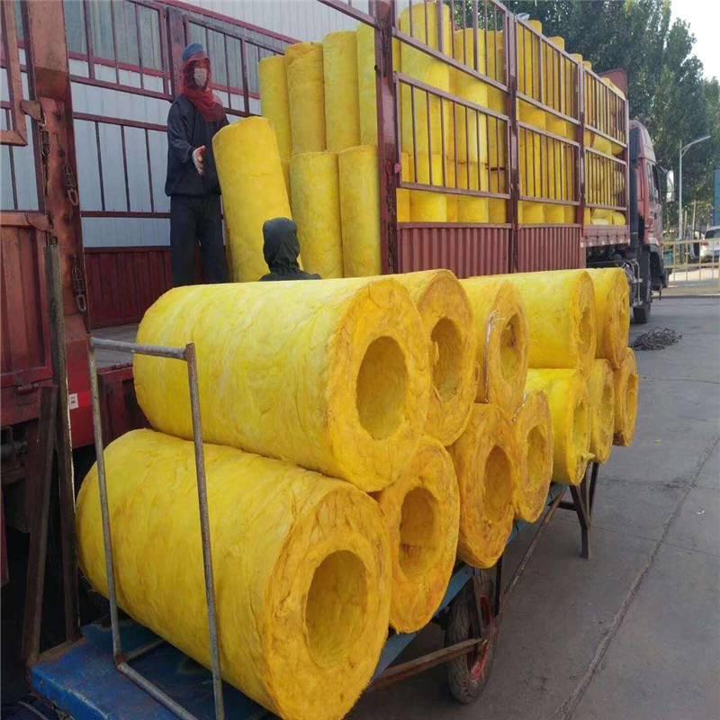厂家报价不燃玻璃棉卷毡 3-15公分保温玻璃棉