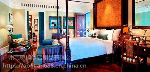 广州宾馆酒店床品 供应酒店床上用品