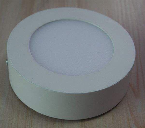 LED面板灯厂家ALB-MZPBD-12W 明装面板灯 LED平板灯 吸顶灯