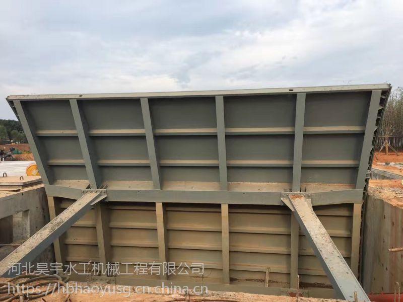 河北昊宇水工露顶式弧形闸门应用广泛厂家报价