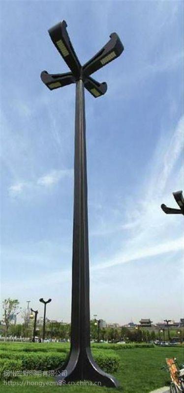 中高杆灯、灯、扬州宏野照明