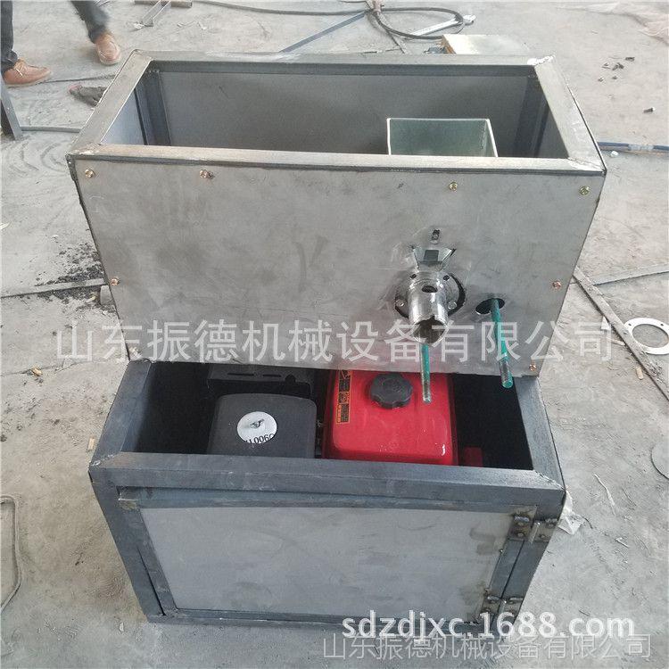 多功能玉米棒膨化机 直销振德牌空心棒机 玉米空心棒膨化机