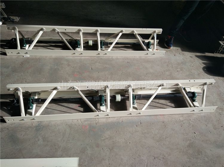 汇鹏组合式振动梁 汽油5米水泥路面混凝土振动梁厂家