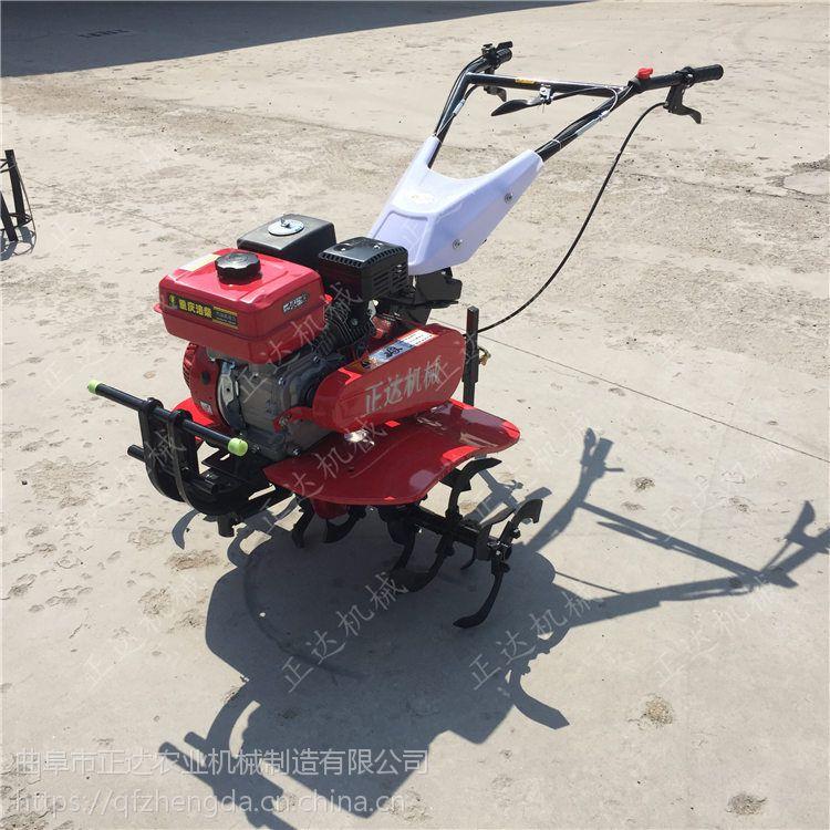 除草旋耕机 6.5马力手拉汽油旋耕机价格