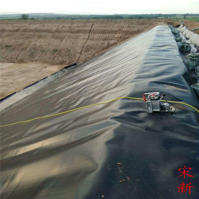 1.5mm厚HDPE土工膜山东报价