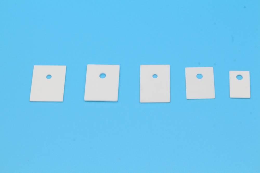 高频焊机导热陶瓷片 IGBT导热陶瓷片