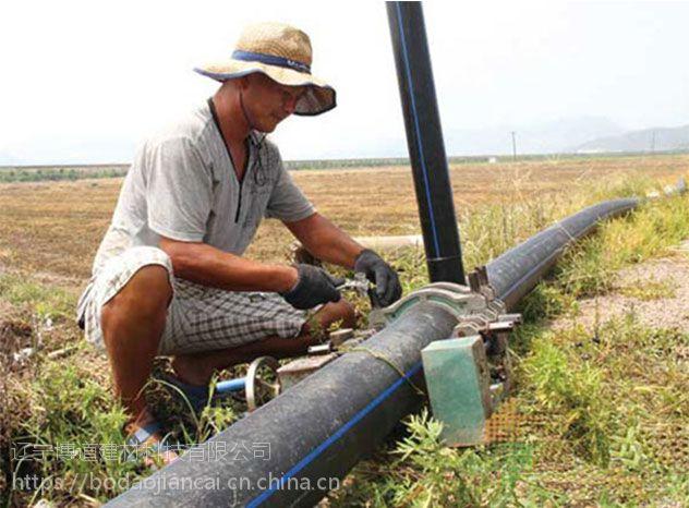 辽宁博道建材农田灌溉管_农业排灌用管_HDPE灌溉管新农村建设用管