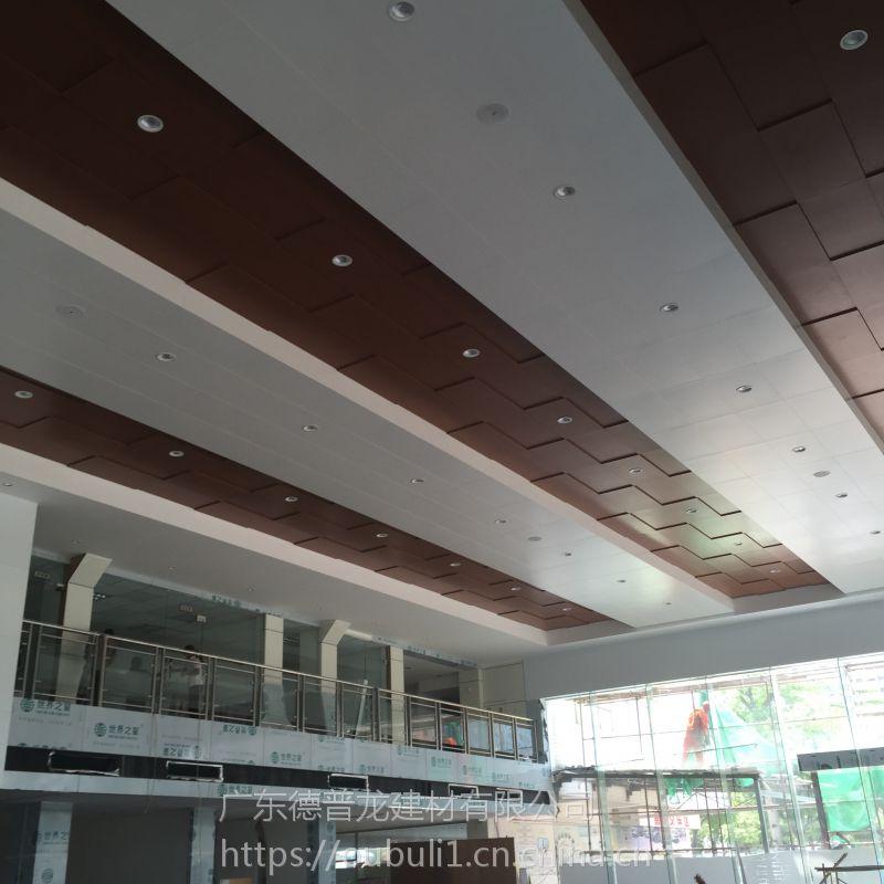 广州德普龙抗震动镀锌钢板天花风格鲜明厂家特卖